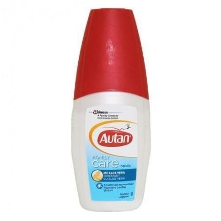Autan Family Care Lotiune antitantari 100 ml