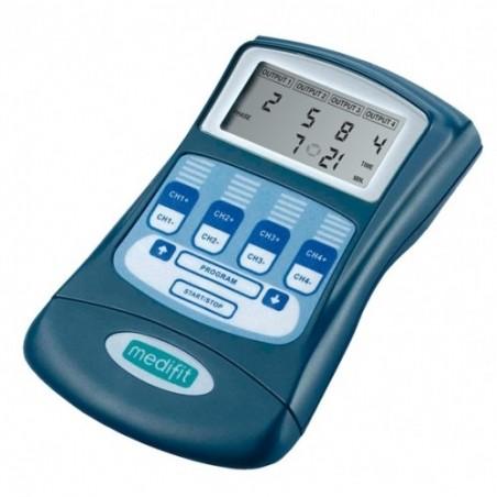 Electrostimulator 4 Canale 8 Electrozi Medifit