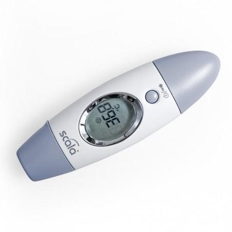 Termometru infrarosu tampla si ureche SCALA