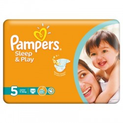 Scutece Pampers Sleep and Play Nr 5  42buc