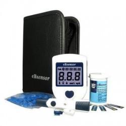 Aparat determinat glicemia eBsensor +25 teste