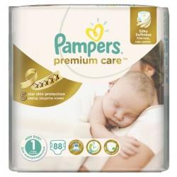 Scutece Pampers Premium Care Nr 1 88buc 2-5kg